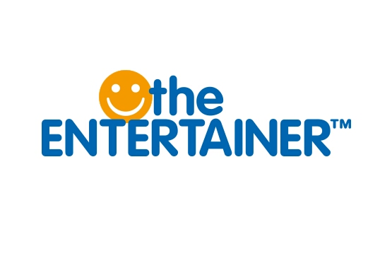The Entertainer. Earn up to 3% Cashback